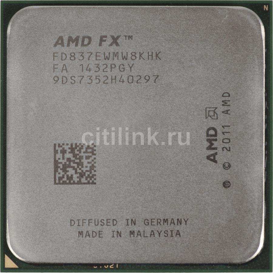 Процессор AMD FX 8370E, SocketAM3+ OEM [fd837ewmw8khk]
