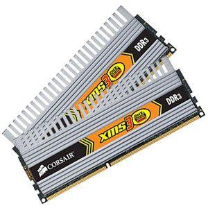 Модуль памяти CORSAIR XMS3 DHX TW3X4G1600C9DHX DDR3 -  2x 2Гб 1600, DIMM,  Ret
