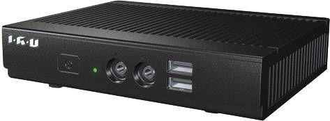 Тонкий клиент  IRU Thin M01,  Marvell  Armada 500  88AP510,  1Гб, 4Гб(SSD),  Linux,  черный [966924]