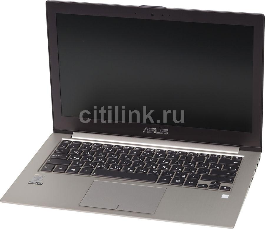 """Ультрабук ASUS UX32LA-R3108H, 13.3"""", Intel  Core i7  4510U 2ГГц, 8Гб, 1000Гб, Intel HD Graphics  4400, Windows 8.1, 90NB0511-M02010,  серый"""