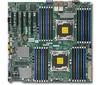 Серверная материнская плата SUPERMICRO MBD-X10DRC-LN4+-O,  Ret вид 1