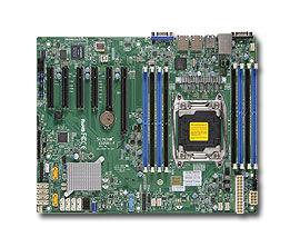 Серверная материнская плата SUPERMICRO MBD-X10SRI-F-O,  Ret