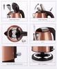 Чайник электрический BOSCH TWK7809, 2200Вт, медный вид 15