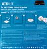 Оптический привод DVD-RW LITE-ON eBAU108, внешний, USB, черный,  Ret вид 10