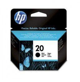 Картридж HP C6614NE черный