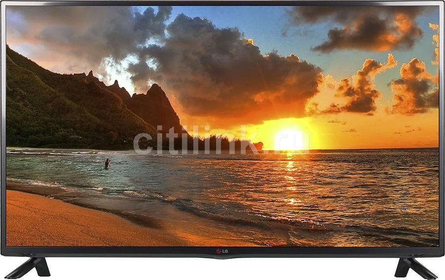 LED телевизор LG 42LB652V