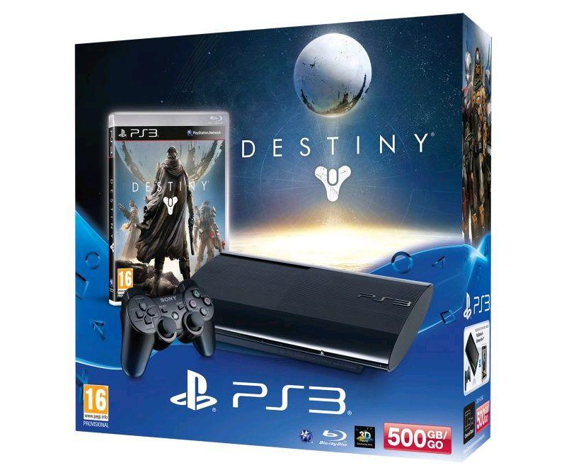 Игровая консоль SONY PlayStation 3 PS719806431, черный