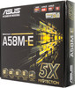 Материнская плата ASUS A58M-E Socket FM2+, mATX, Ret вид 6