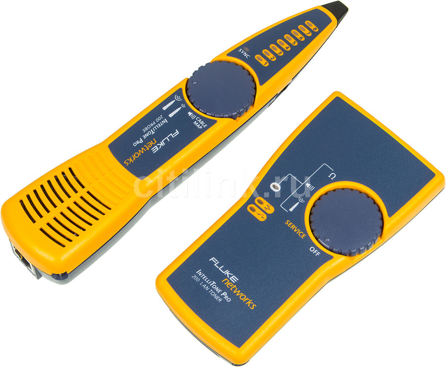 Тестер Fluke Networks IntelliTone 200 (MT-8200-60-KIT) тестер fluke t5 1000