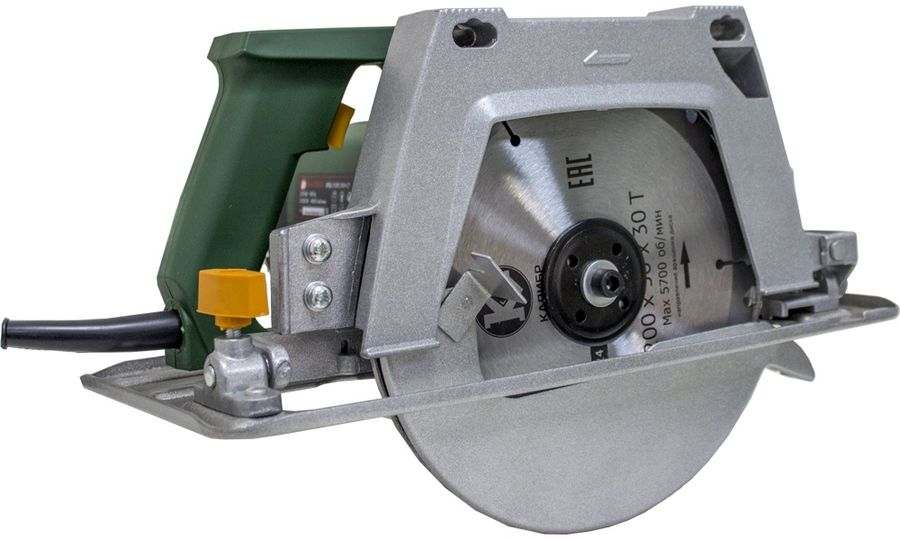 Циркулярная пила (дисковая) КАЛИБР ЭПД-2100/200+Ст [212420]