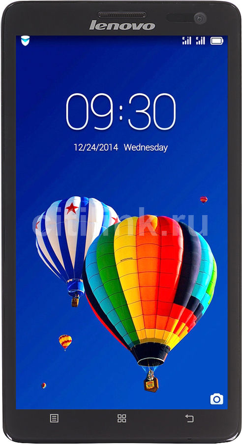 Смартфон LENOVO S856  8Gb, серебристый