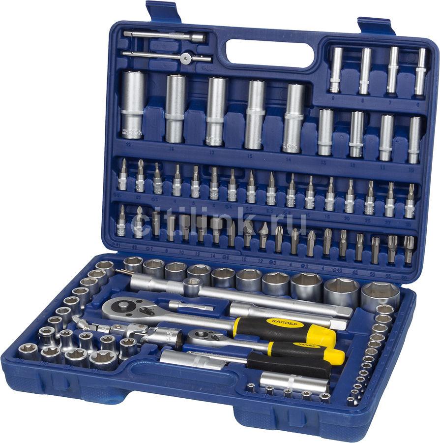Набор инструментов КАЛИБР НСМ-108,  108 предметов [121005]