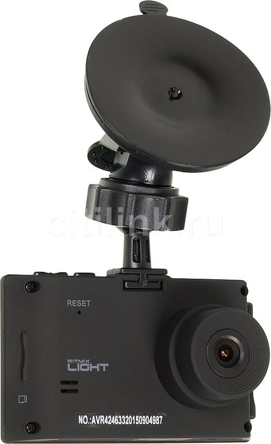 Видеорегистратор RITMIX AVR-424 Light черный [avr-424 (light)]
