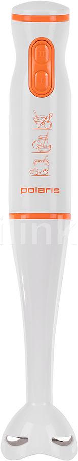 Блендер POLARIS PHB 0508,  погружной,  белый/оранжевый
