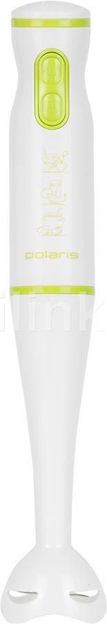 Блендер POLARIS PHB 0508,  белый/зеленый