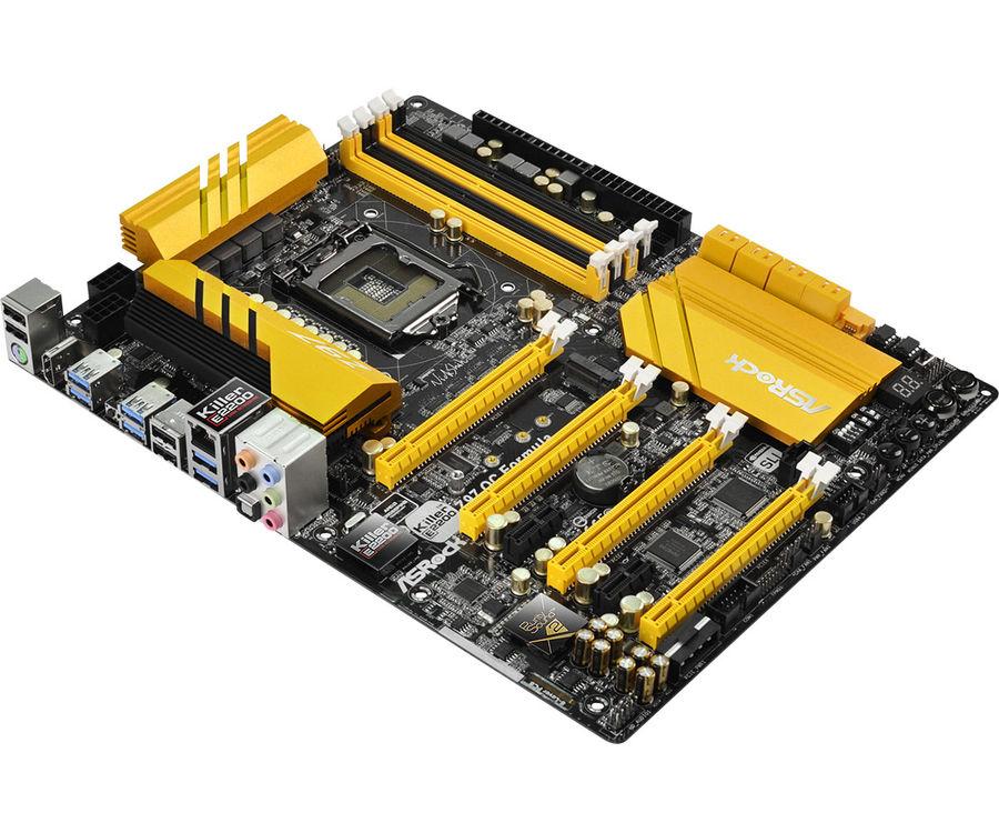 Материнская плата ASROCK Z97 OC Formula LGA 1150, ATX, Ret