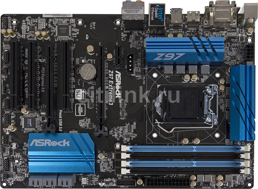 Driver for ASRock Z97 Extreme3