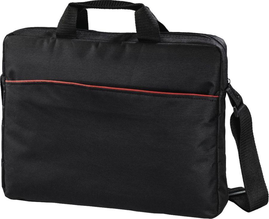 """Сумка для ноутбука 15.6"""" HAMA Tortuga, черный [00101216/00101740]"""