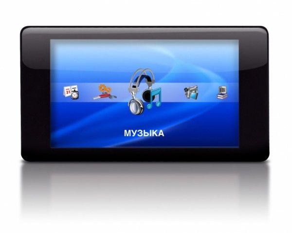 MP3 плеер DIGMA MP850 flash 2Гб черный