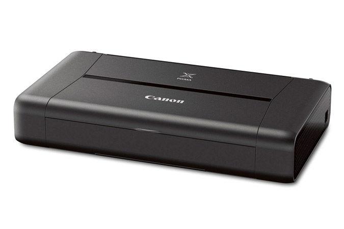 Принтер струйный CANON Pixma IP110,  струйный, цвет: черный [9596b009]
