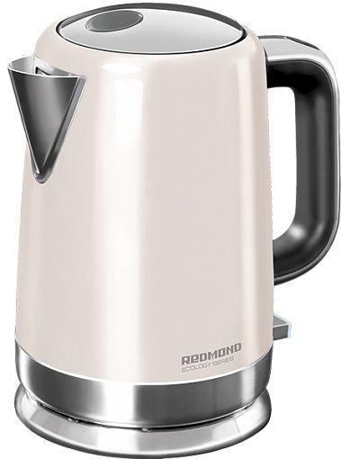 Чайник электрический REDMOND RK-M126, 2000Вт, белый