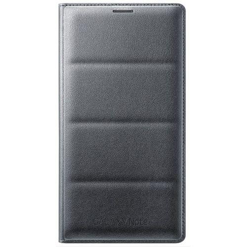 Чехол SAMSUNG Flip Wallet, EF-WN910BCEGRU, для Samsung Galaxy Note 4, черный