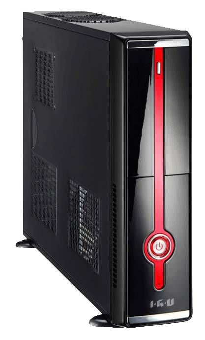 Компьютер  IRU Corp 319,  Intel  Core i3  4150,  DDR3 4Гб, 500Гб,  Intel HD Graphics 4400,  без ODD,  noOS,  черный [972290]