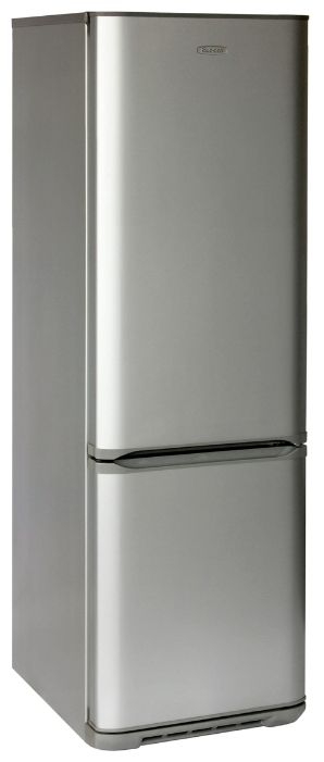 Холодильник БИРЮСА Б-M132,  двухкамерный,  серебристый