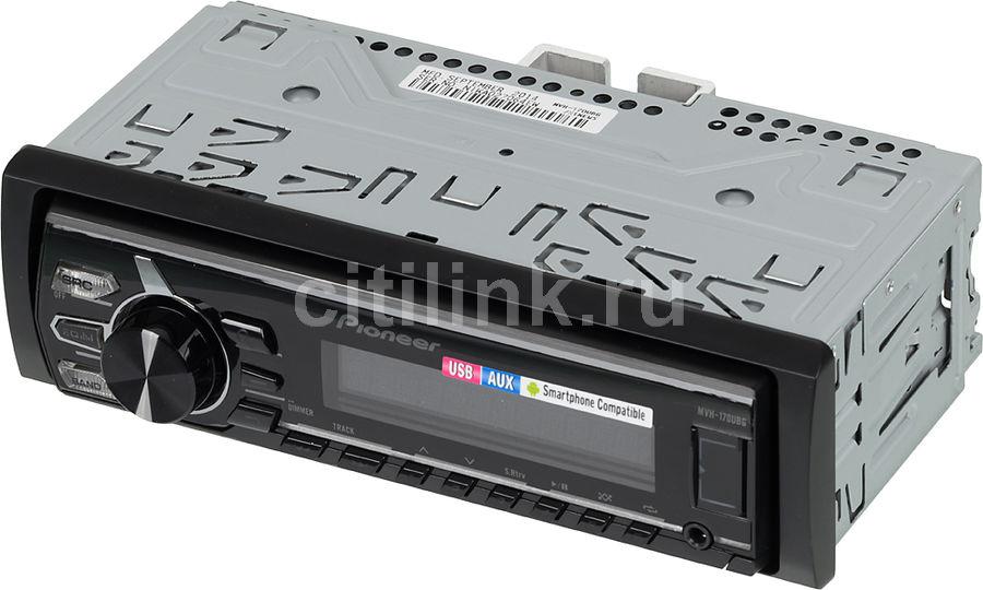 Автомагнитола PIONEER MVH-170UB,  USB