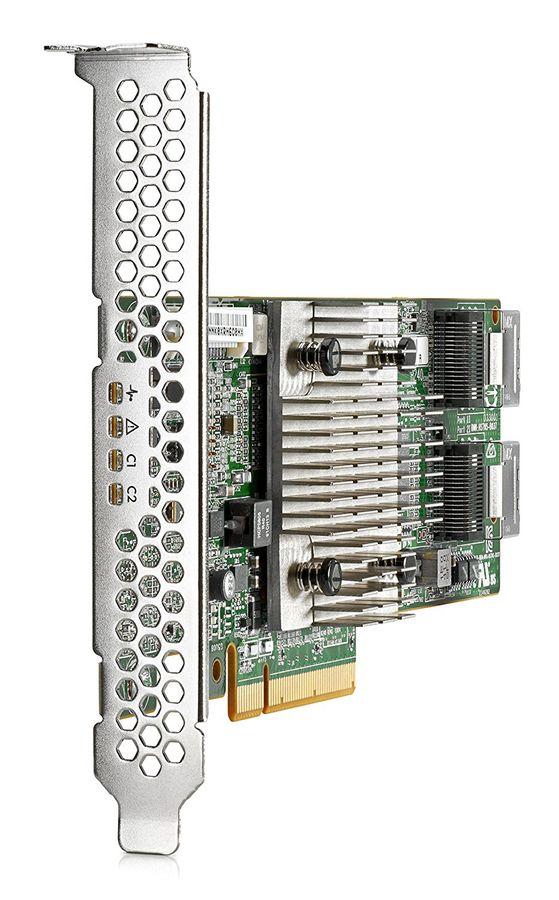Контроллер HPE H240 Smart HBA (726907-B21)