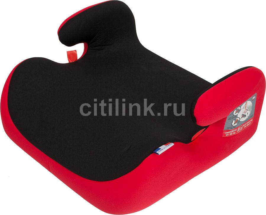 Бустер NANIA Topo Comfort ECO (paprika), 2/3, красный/черный [543080, 545080]