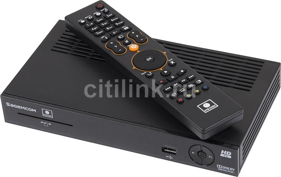 Комплект спутникового телевидения НТВ+ HD SIMPLE СТАРТ без антенны