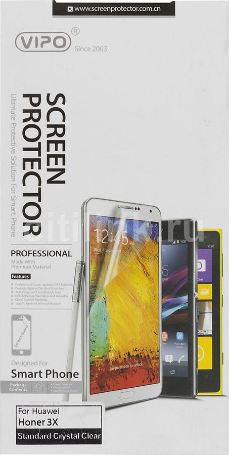 Защитная пленка для экрана VIPO для Huawei Honor 3x,  прозрачная, 1 шт