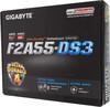 Материнская плата GIGABYTE GA-F2A55-DS3 Socket FM2, ATX, Ret вид 6