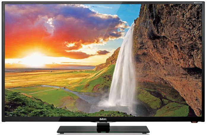 LED телевизор BBK Echo 32LEM-1006/T2C