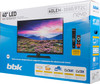 "LED телевизор BBK 40LEM-3080/FT2C  ""R"", 40"", FULL HD (1080p),  черный вид 13"