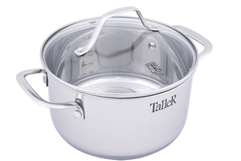 Кастрюля Taller TR-1083 3.2л.