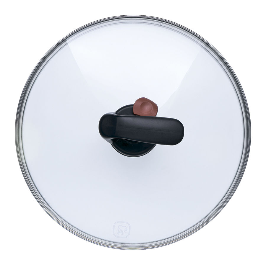 Крышка Rondell Intelligent lids TFG-24 24см.