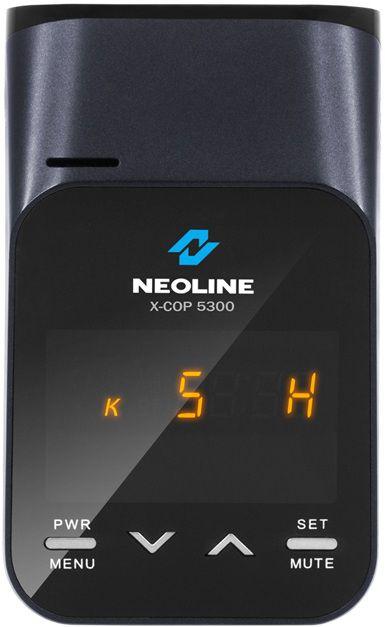 Радар-детектор NEOLINE X-COP 5300,  черный