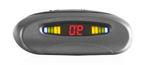 Парковочный радар SHO-ME Y-2620,  черный [y-2620 black (22mm)]