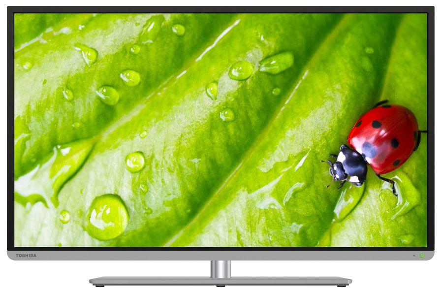 LED телевизор TOSHIBA REGZA 40L5455R  40
