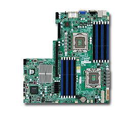Серверная материнская плата SUPERMICRO MBD-X8DTU-F-O,  Ret
