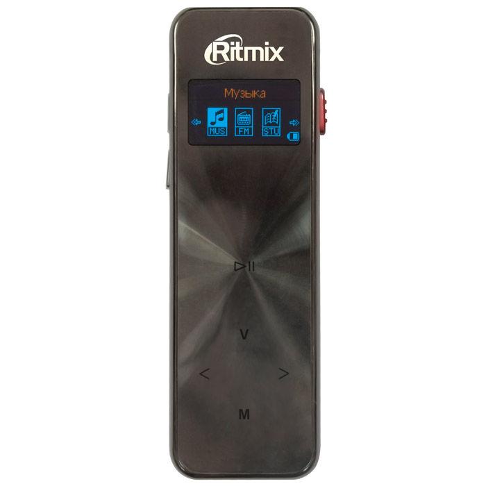 Диктофон RITMIX RR-300 4 Gb,  титан