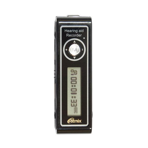 Диктофон RITMIX RR-550 2 Gb,  черный