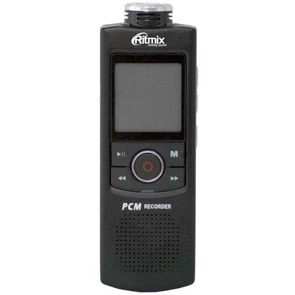 Диктофон RITMIX RR-950 2 Gb,  черный [15113662]
