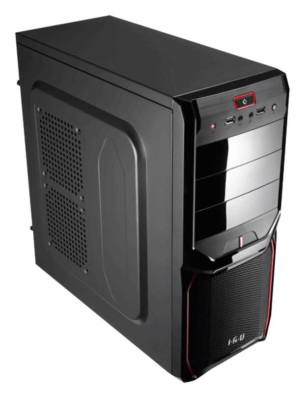 Компьютер  IRU Corp City,  Intel  Core i7  4770,  DDR3 8Гб, 1Тб,  Intel HD Graphics 4600,  DVD-RW,  Windows 8.1 Professional,  черный