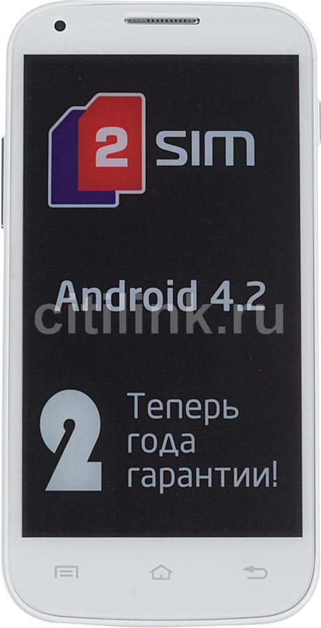 Смартфон FLY Era Nano 6 IQ4406  белый