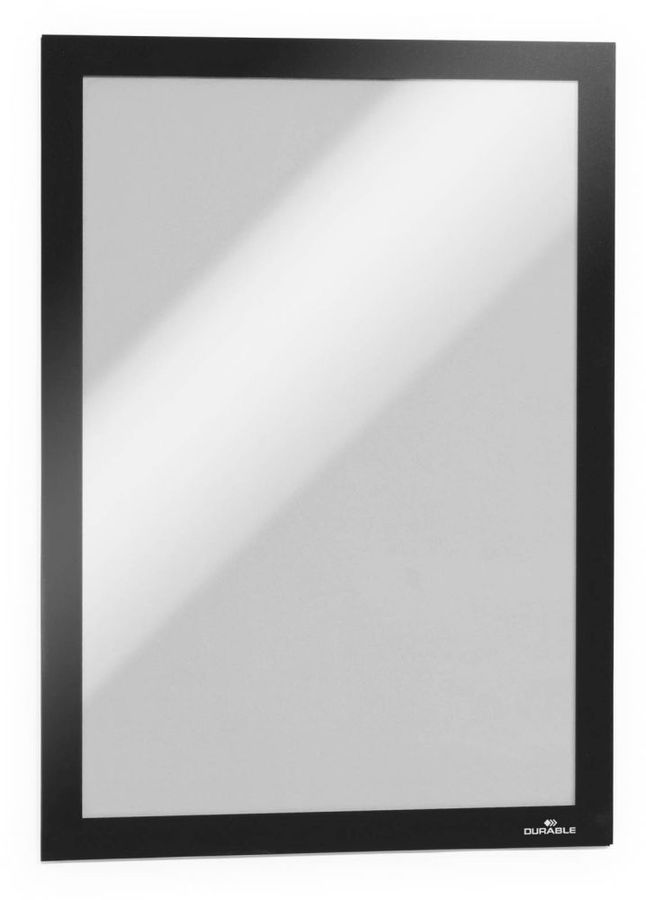 Магнитная рамка DURABLE DURAFRAME 4882-01,  настенная,  прямоугольная,  A4,  236х323 мм,  черный
