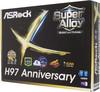 Материнская плата ASROCK H97 Anniversary LGA 1150, ATX, Ret вид 6