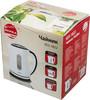 Чайник электрический SUPRA KES-1822, 2200Вт, белый и черный вид 10